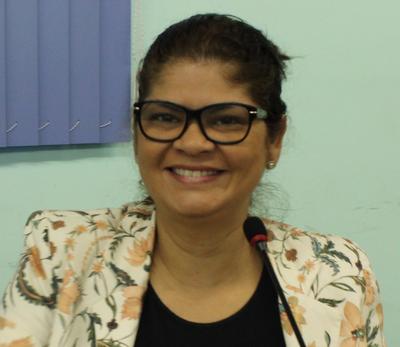 Cássia Gomes dos Santos - PMDB