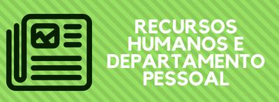 Recursos Humanos e Departamento Pessoal