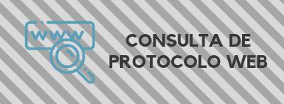 consulta de protocolo web