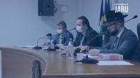18ª e 19ª Sessões Extraordinárias: 3 projetos de lei aprovados