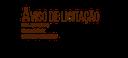 Aviso de Processo para aquisição de equipamentos e materiais permanentes