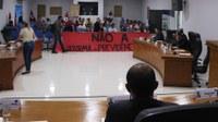 Câmara aprova três proposições na última sessão ordinária do ano
