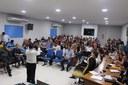 EM TORNO DE 150 ALUNOS PARTICIPAM DO CURSO DE ASSESSORIA PARLAMENTAR EM JARU