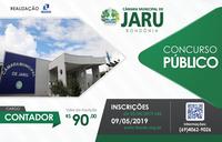 Mais de 100 vagas disponíveis em concurso público em Jaru