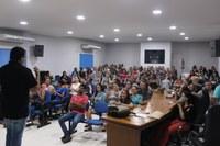 Inicia curso de LIBRAS na Câmara Municipal de Jaru