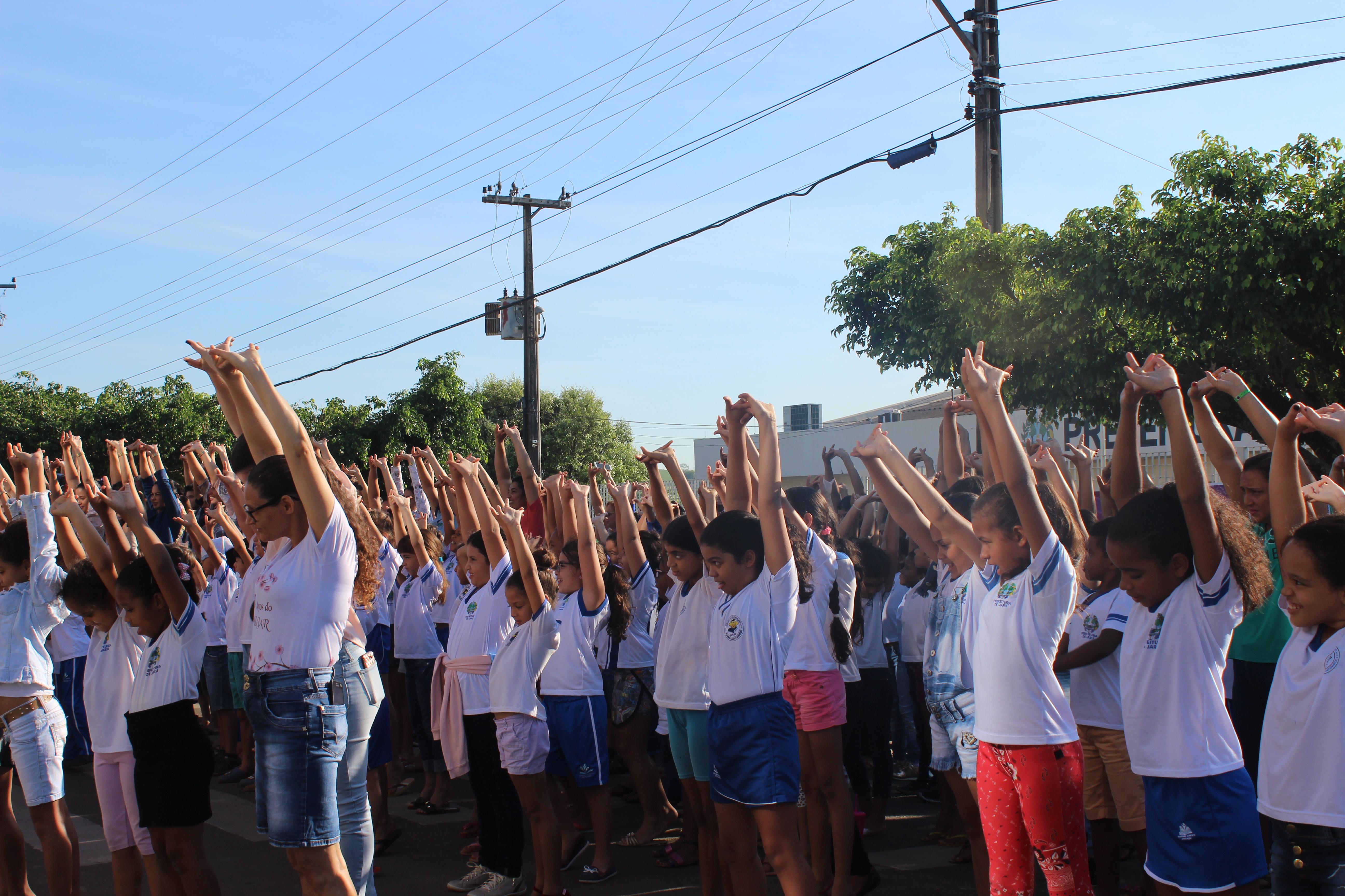 Jaru enfrenta cidade do Rio Grande do Sul no Dia do Desafio