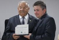 Pastor Manuel Cardoso recebe título de Cidadão Honorário de Jaru