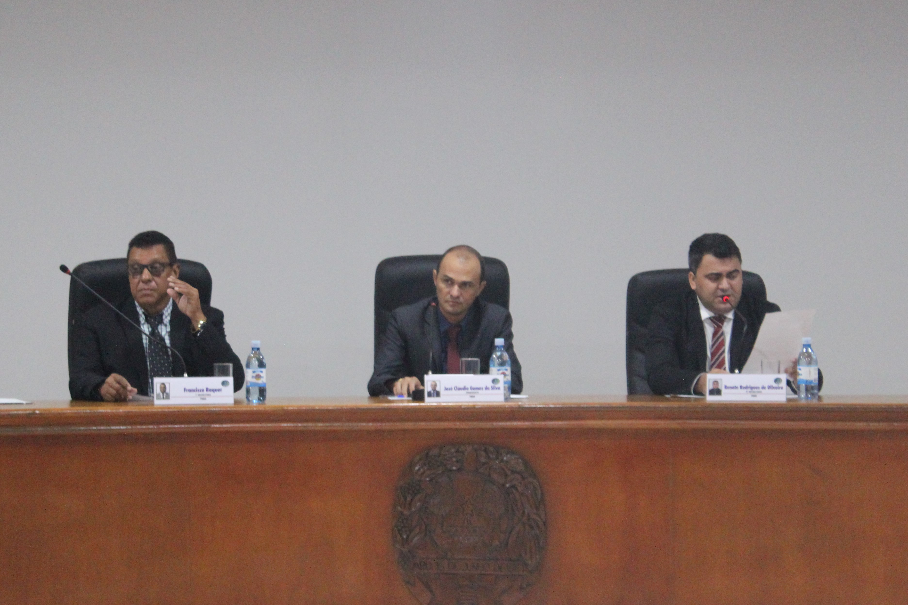 Principais pontos da 17ª Sessão Ordinária