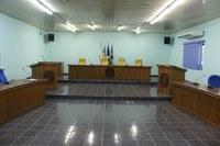 Próxima Sessão Ordinária será na terça-feira